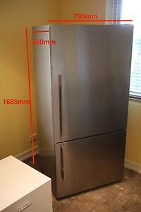 Fisher & Paykel ActiveSmart Fridge - Bottom Freezer 519L E522BRX Castlecrag Willoughby Area Preview