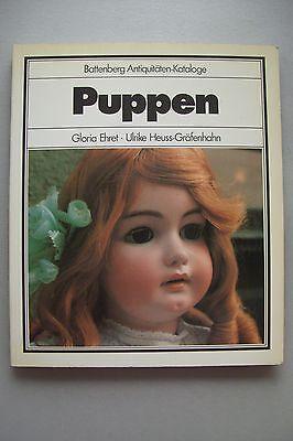 Battenberg Antiquitäten-Kataloge Puppen 1980