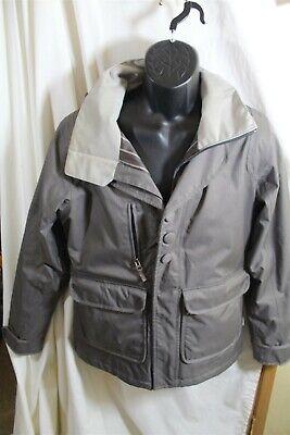 Burton DryRide Snowboard jacket L solid beige women's