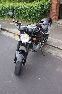 2008 Hyosung Comet GT650 LAMS approved *FRESH 6 Months Rego* Hobart CBD Hobart City Preview