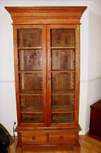 Beautiful Solid Teak Display Unit / Bookcase Kurri Kurri Cessnock Area Preview