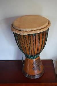 Djembe African Drum. URGENT> REDUCED. Georgetown Newcastle Area Preview