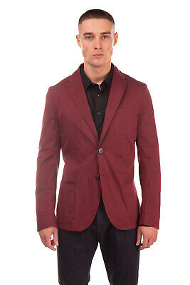 RRP €430 CHRISTIAN PELLIZZARI Blazer Jacket Size 46 S Lightweight Made in Italy