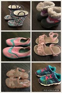 Size 8 toddler lot
