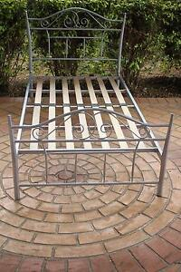 King Single size metal Bed very good condition Bridgeman Downs Brisbane North East Preview