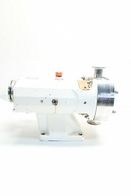 Alfa Laval Sru3027hs Stainless Rotary Lobe Pump 1-12in