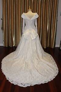 Famory Wedding Dress 5 dresses Size 10-20 various styles and size Cheltenham Hornsby Area Preview