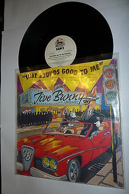 """JIVE BUNNY & THE MASTERMIXERS - That Sounds Good To Me - 12"""" Vinyl Single"""