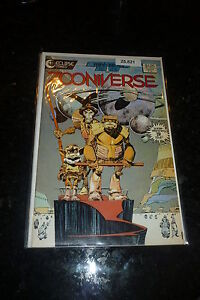 ZOONIVERSE-No-1-of-6-Date-08-1986-Eclipse-Comics