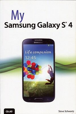 Best-selling book: My Samsung Galaxy S 4 (Retail: