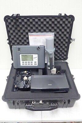 Bnc Berkeley Nucleonics Corp Sam Model 935-2b Portable Gamma Spectroscopy System