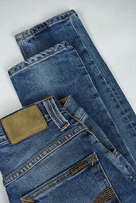 RRP €129 NUDIE GRIM TIM BEST COAST BLUES Women's W26/L32 Faded Jeans (Best Black Denim Skinny Jeans)