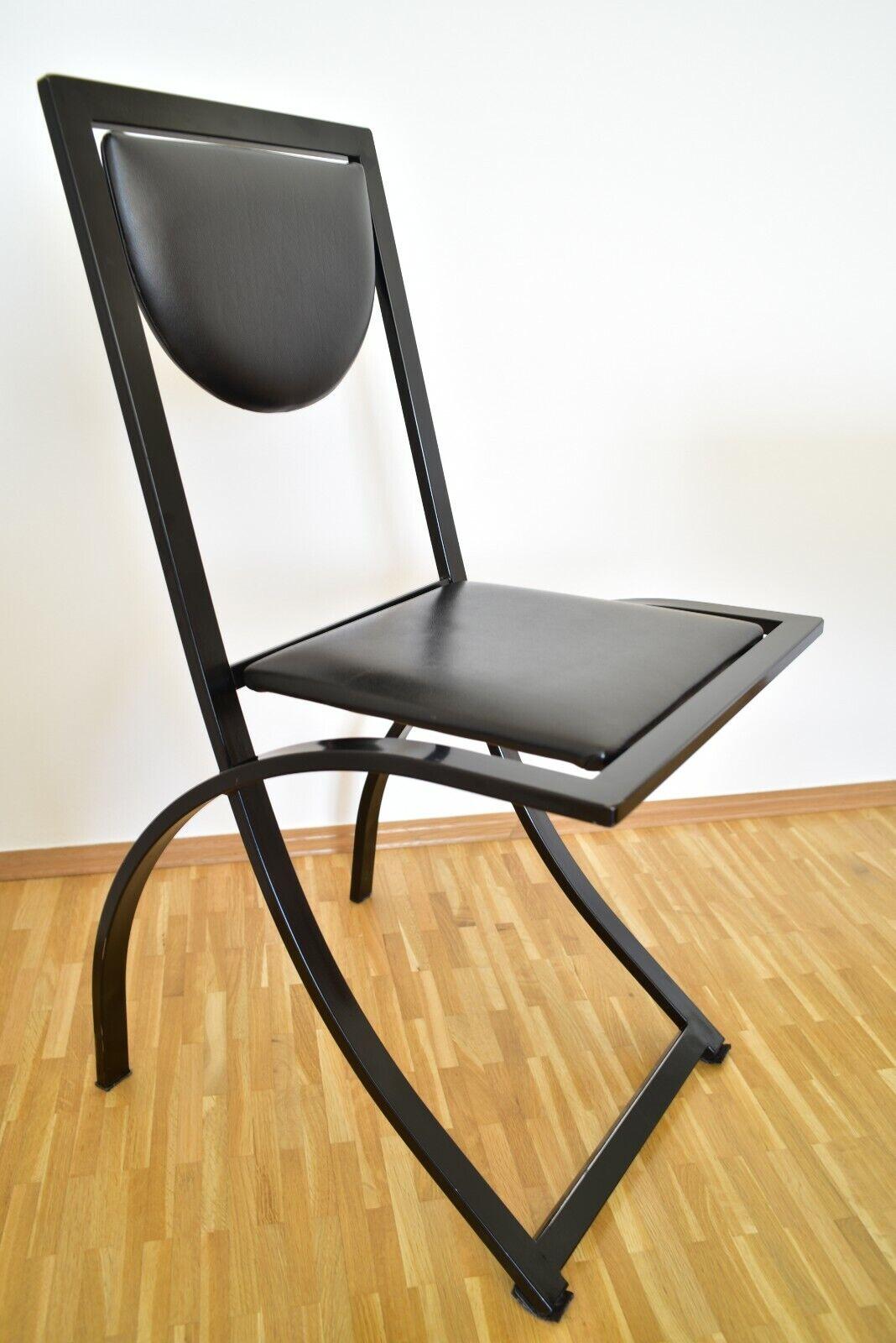 Stuhle Modell Sinus Von Kff Stahlrohrgestell Und