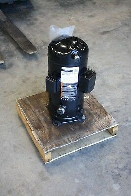 New 10.5 Ton Copeland Scroll Compressor Zrd125kce-tfd-965 380-460v 3 Phase