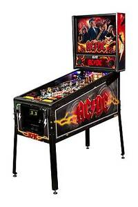 AC/DC Pro Vault Edition Pinball Machine Bayswater Bayswater Area Preview