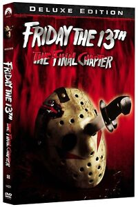 ****WANTED**** Friday the 13th The Final Chapter Deluxe Edition