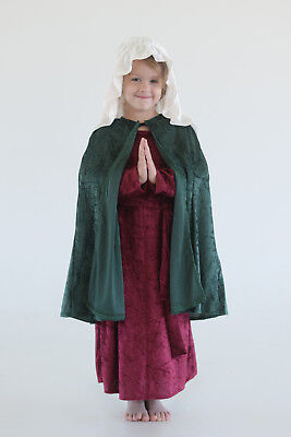 St. Anne, mother of Mary, Girls' Costume