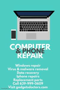 Computer and apple device repairs