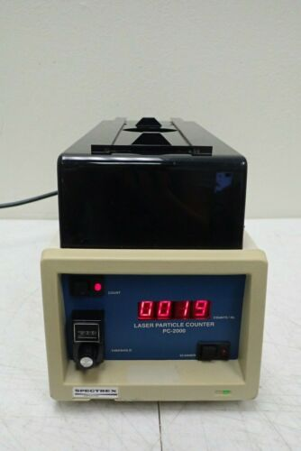 Spectrex PC-2000 Laser Particle Counter