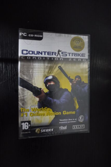Counter Strike Condition Zero (PC, 2004) European SEALED