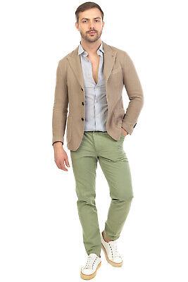 RRP €790 GABRIELE PASINI Blazer Jacket Size 44 / XS Linen Blend Made in Italy