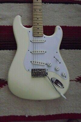 1985-86 Fender Stratocaster MIJ 57  olympic white