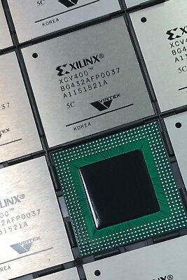 Xilinx Xcv400-5bg432c Ic Fpga 316 Io 432mbga New Qty.1