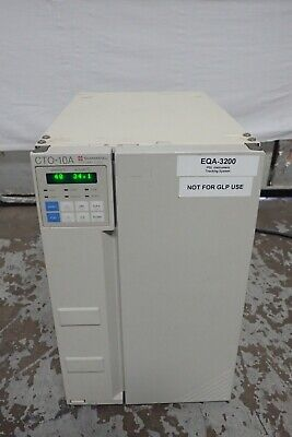 Shimadzu Model Cto-10a Vp Column Oven Hplc Liquid Chromatograph