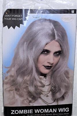 Frauen Zombie Perücke für Kostüm Halloween Zombie Horror - Kostüm Perücken Frauen