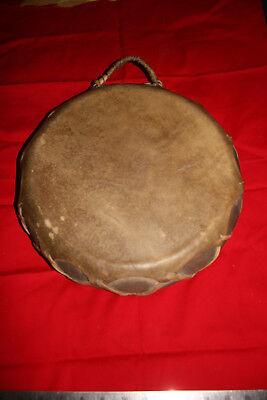 Native American Hand drum  & Incan Flute deal
