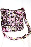 Vera Bradley Purses Purple Punch