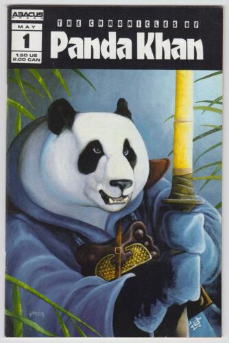 The Chronicles of Panda Khan #1, Abacus Press (1987) Near Mint