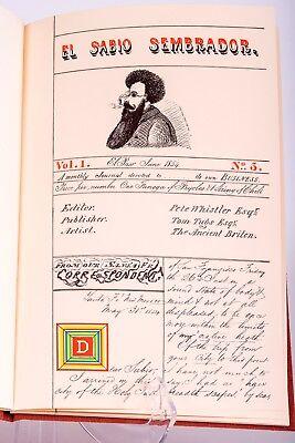 El Paso in 1854 : El Sabio Sembrador - Herzog Design