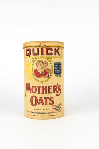 Vintage Quaker Oats Quick Mother