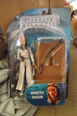 Stargate Atlantis Wraith Queen w/ Stargate BAF pt. Diamond Select 2007