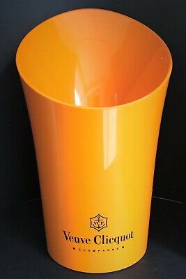 Veuve Clicquot Champagner Flaschenkühler Eisbox Eiswürfelbox Eiskübel Ice Buket