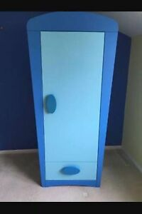 IKEA Wardrobe BLUE Raymond Terrace Port Stephens Area Preview