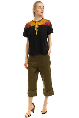 RRP €150 MARCELO BURLON COUNTY OF MILAN T-Shirt Top Size M Made in Portugal