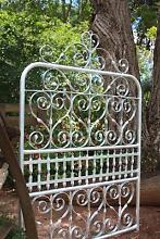 Heritage Australian Hand Made Wrought Iron style Ornate Gates Glenmorgan Dalby Area Preview
