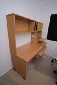 Study Desk Table Overhead Storage / Bookshelf