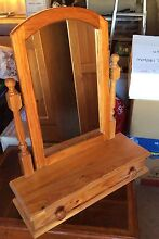 Dressing table mirror plus drawer Abercrombie Outer Bathurst Preview