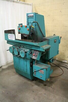 6 X 18 Brown Sharpe Micromaster Surface Grinder Yoder 67087