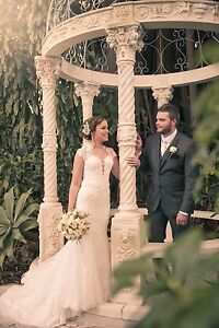 Wedding dress - Justin Alexander Warner Pine Rivers Area Preview