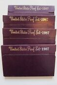 US Mint Proof Sets Lot
