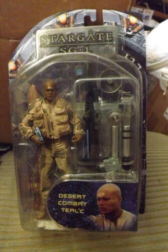 Stargate SG-1 DESERT COMBAT Tealc TEAL