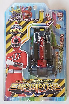Ressha Sentai ToQger(POWER RANGERS TRAIN FORCE) Henshin Bracelet Tokkyu Changer