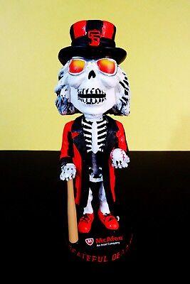 Grateful Dead Skeleton Bobblehead San Francisco Giants SF Giants Bobble Head MLB
