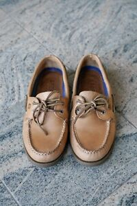 Sperry's Boat Shoe (Sahara Leather)