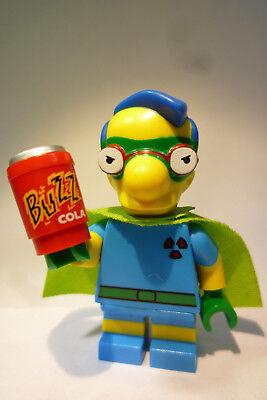 LEGO® The Simpsons™ - Millhouse als Superheld mit Dose, Fallout Boy (79001) ()