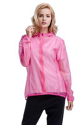 Women's Ultralight Wind Shell Water Proof Running Jacket - Bike Jacket